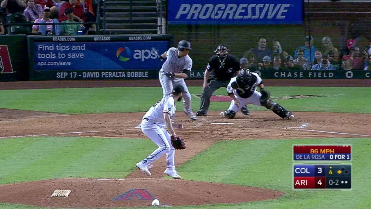 Ray records 200th strikeout