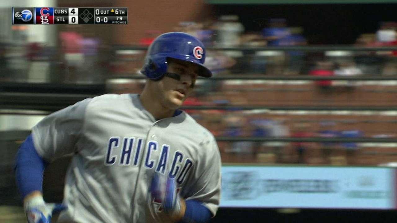 Rizzo launches home run No. 30