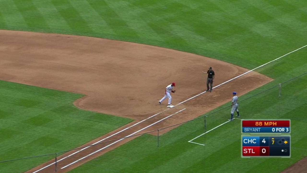 Inbox: Do Cardinals have the right infield mix?