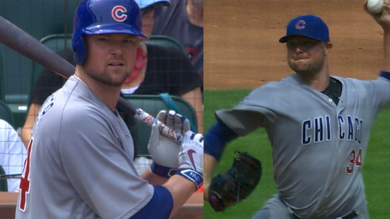 Cubs boast ERA leaders after Lester's gem
