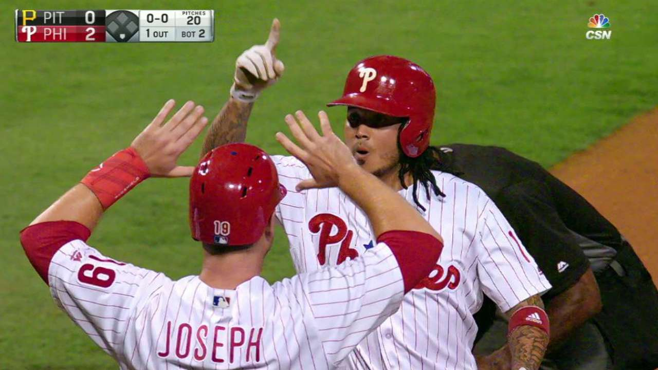 Galvis' two-run homer