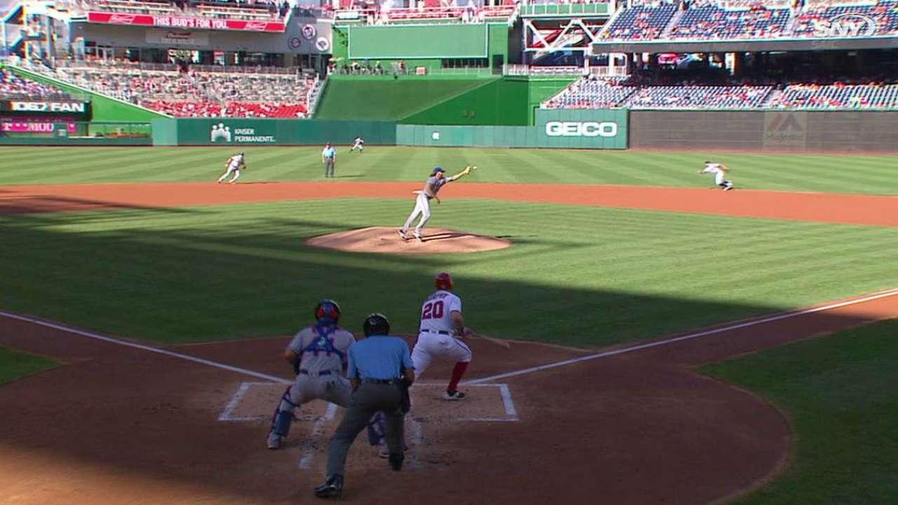 Murphy continues streak vs. Mets