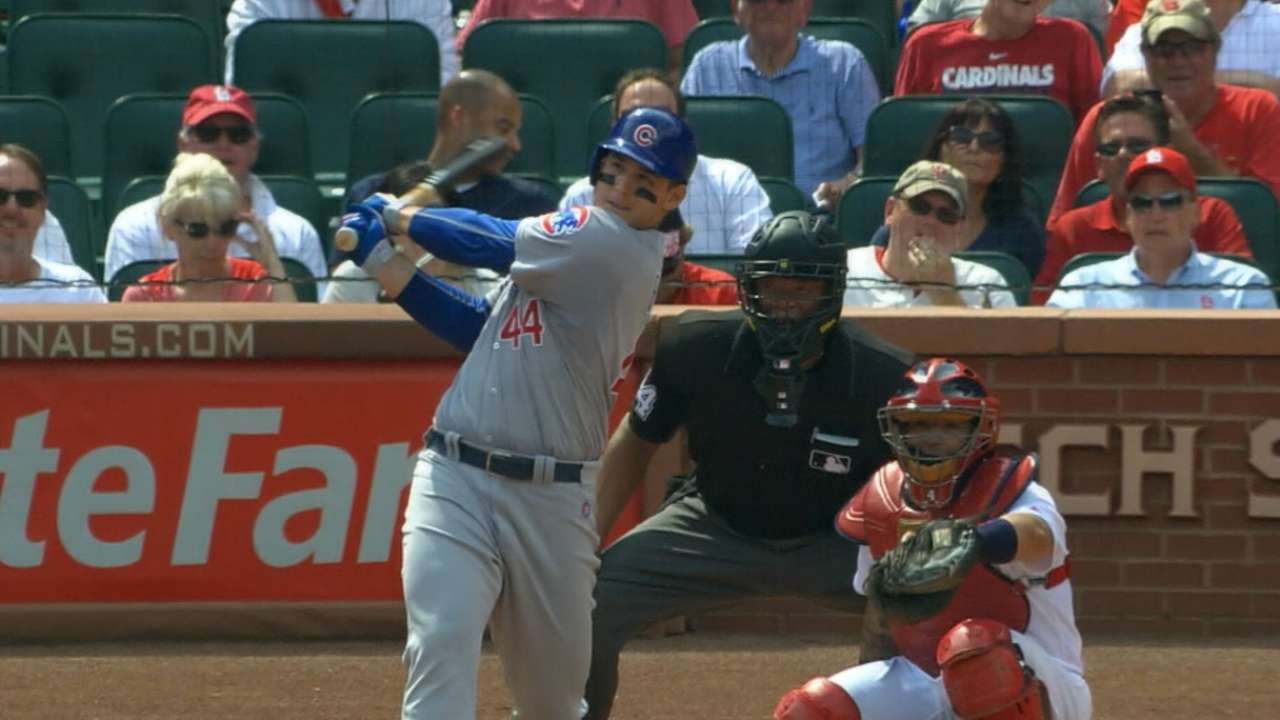 Rizzo's two-homer game