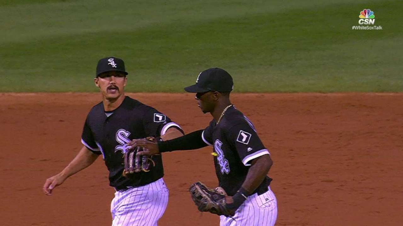Rodon escapes with two on