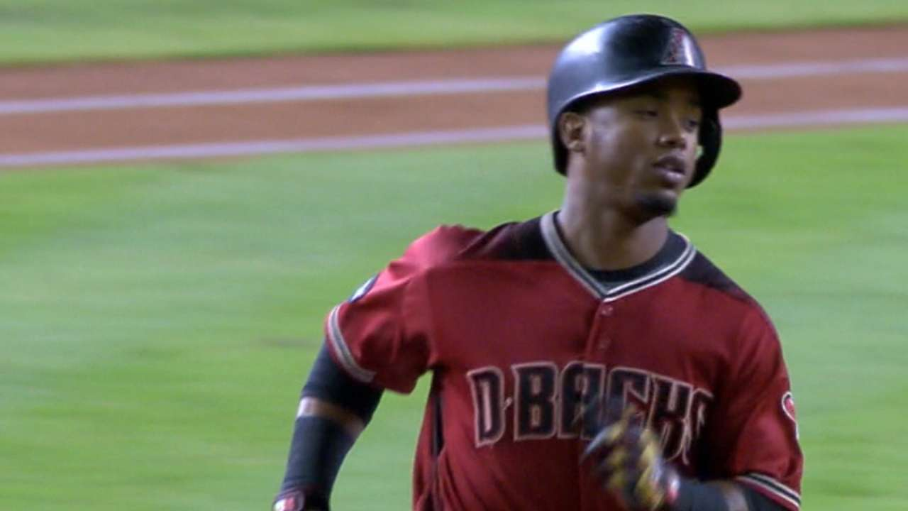 D-backs outslug Rox for first home sweep in '16