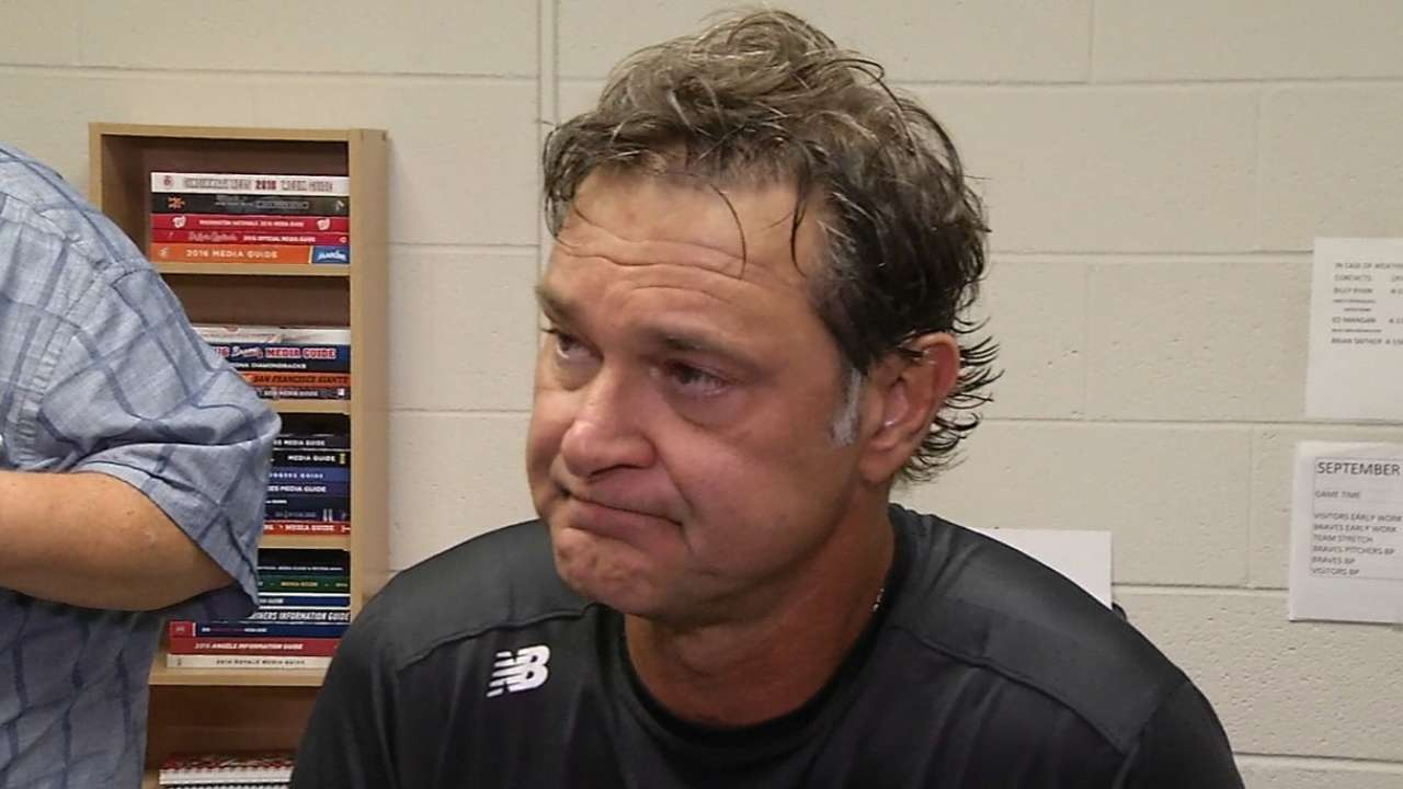 Mattingly on win, flared tempers