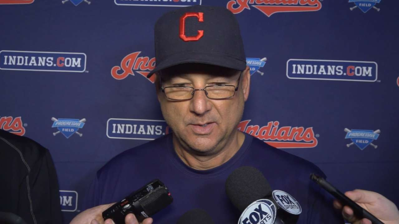 Francona on win over White Sox