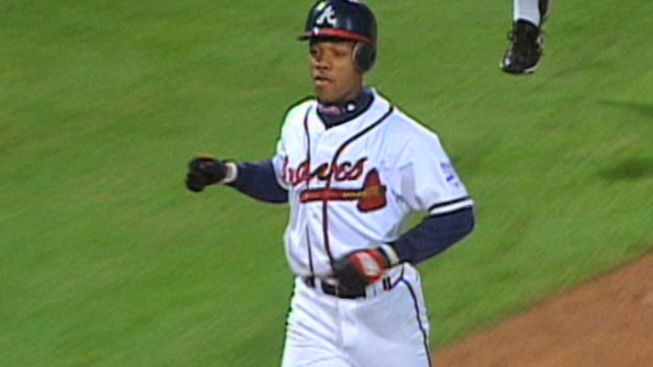 Reliving Turner Field's most thrilling moments