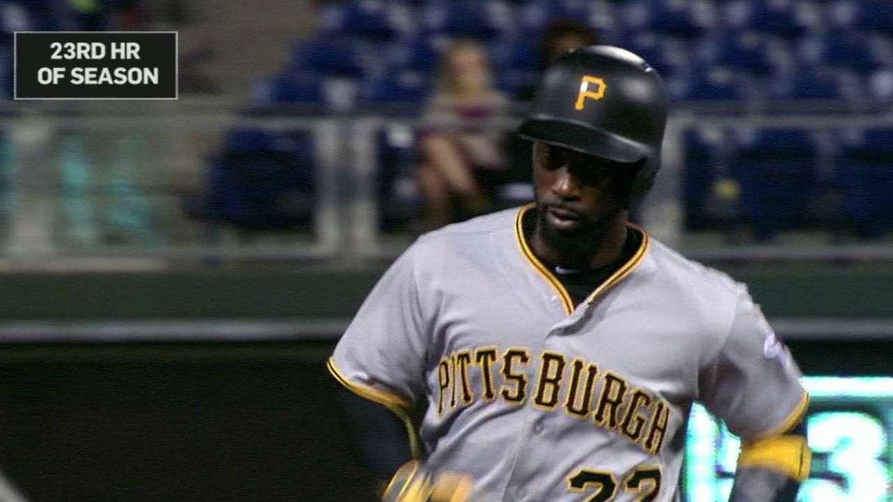 Cutch's second home run