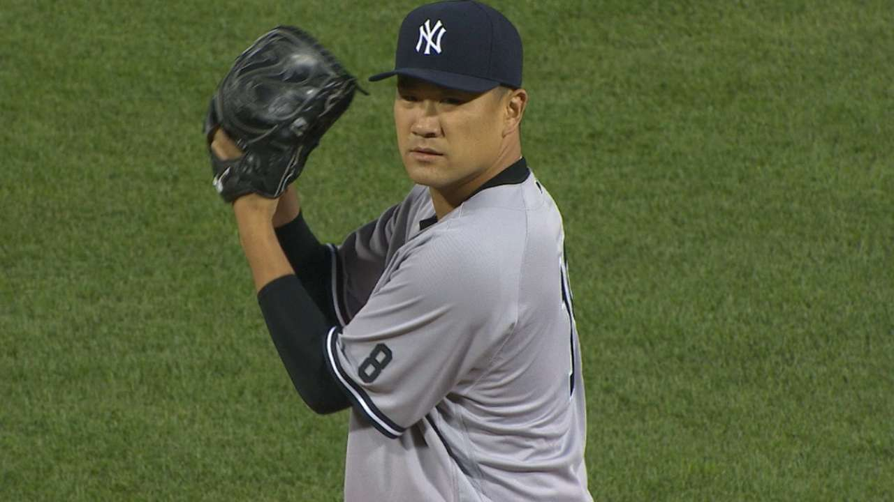 Tanaka's excellent start