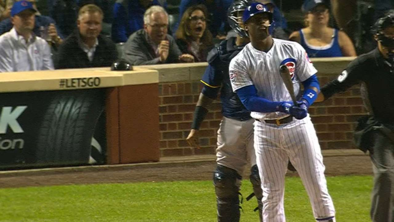 Soler smashes a 114-mph homer