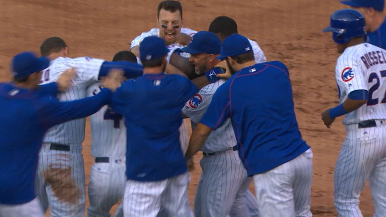 DYK? Facts about Cubs' NL Central title
