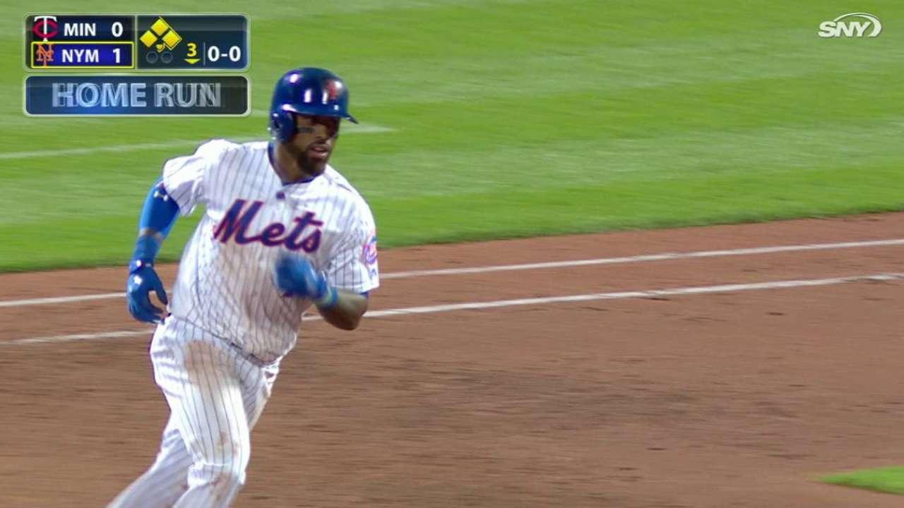 José Reyes ayuda a Colón, Mets, a derrotar a los Mellizos