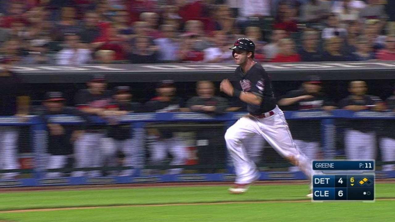 Perez's sacrifice fly