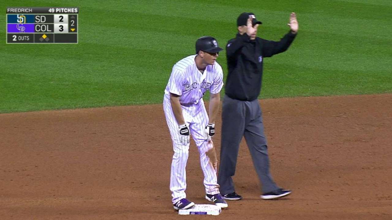 LeMahieu's bases-clearing double