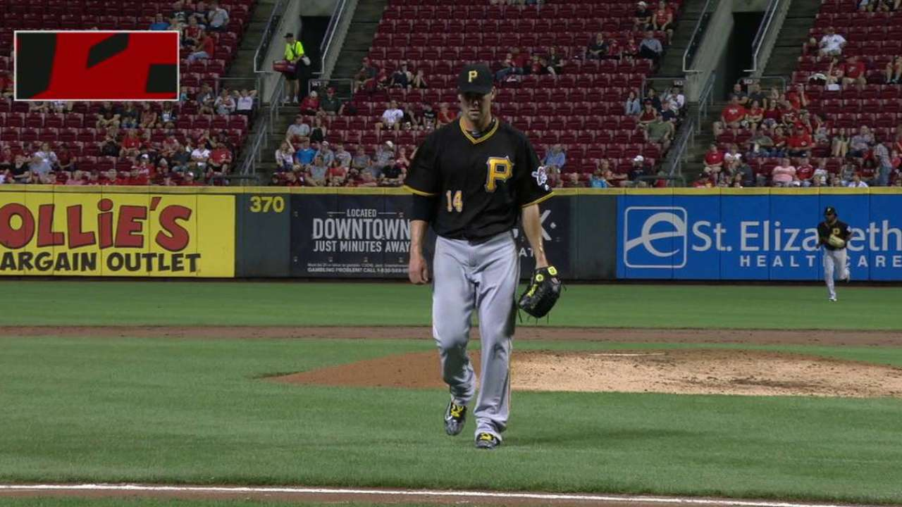 Vogelsong freezes Selsky