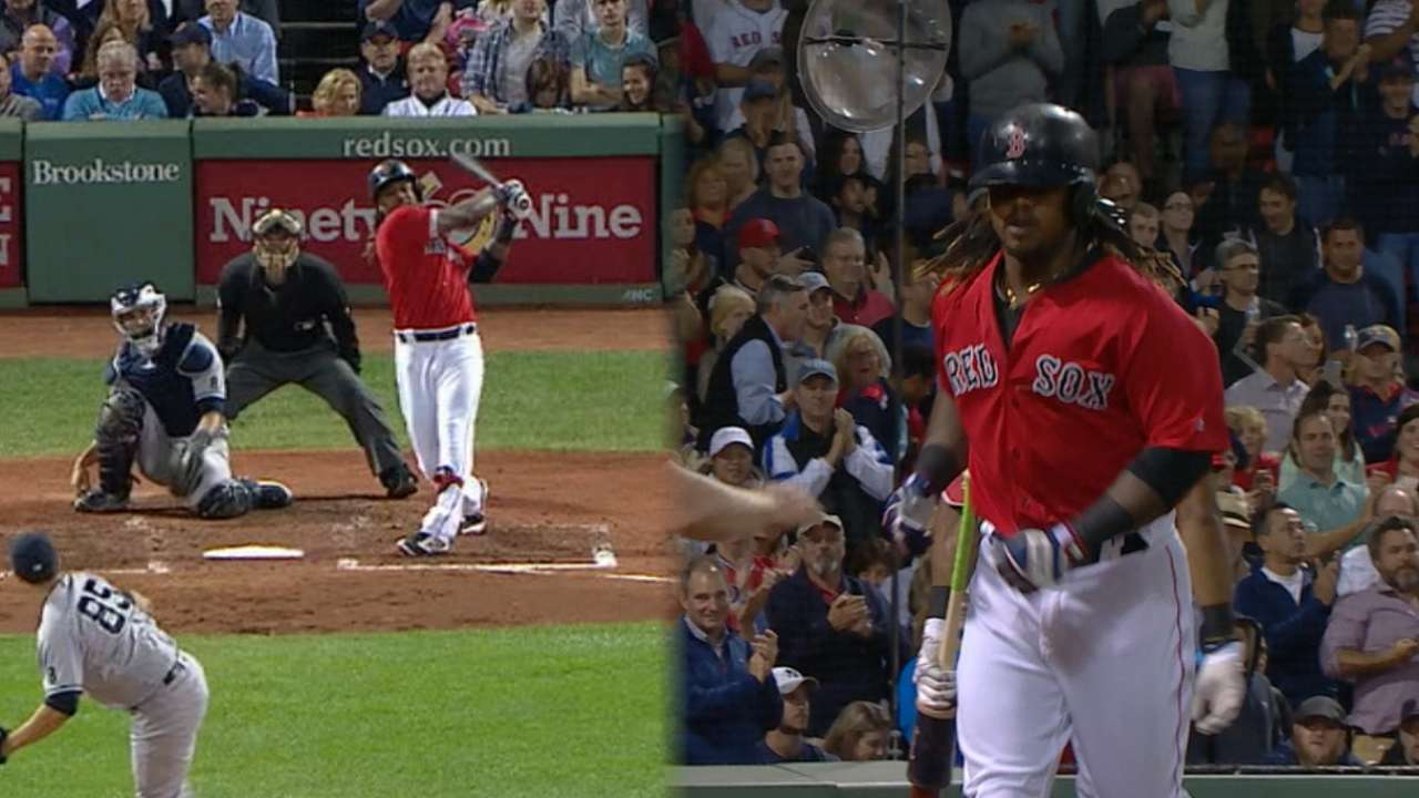Arm and hammer: Ramirez stays red-hot