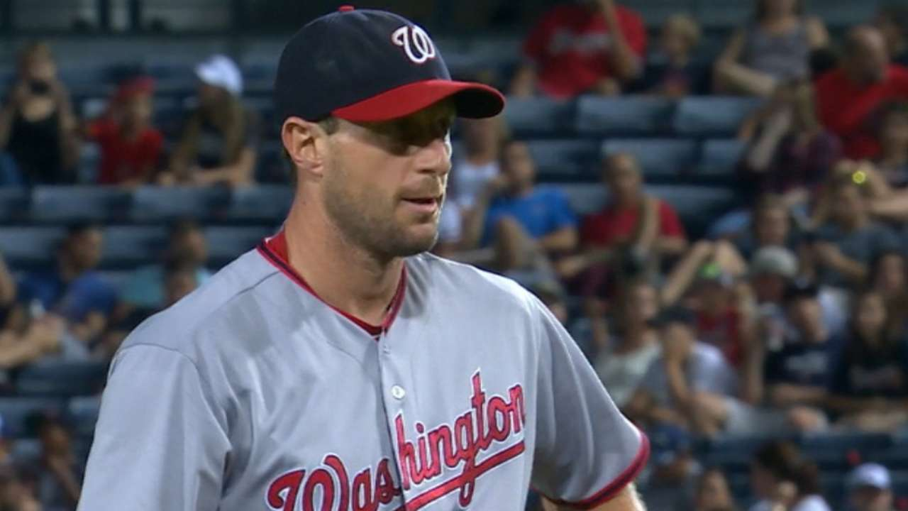 Nats pounce on Braves to trim magic number