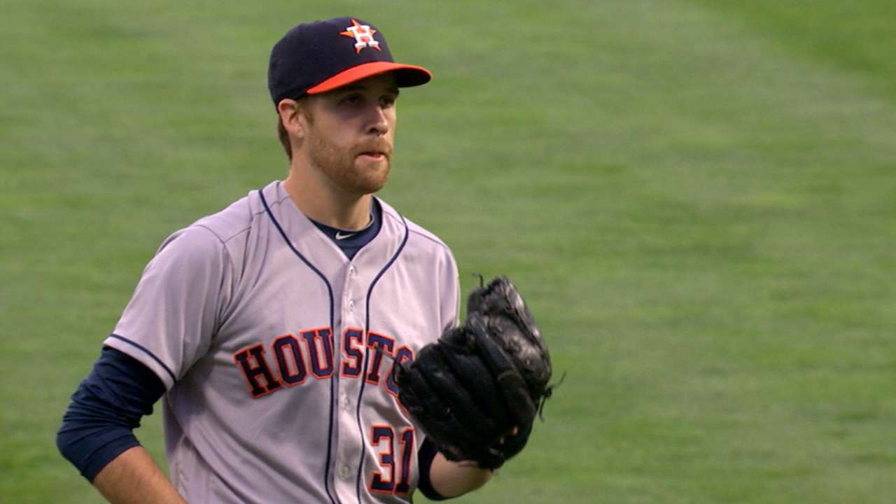 Astros dig in for big series vs. Mariners