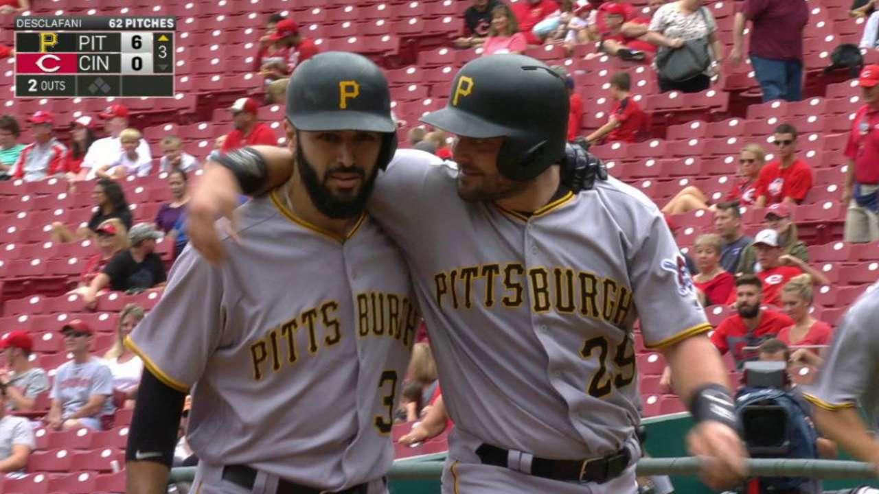 Rodriguez's two-run homer