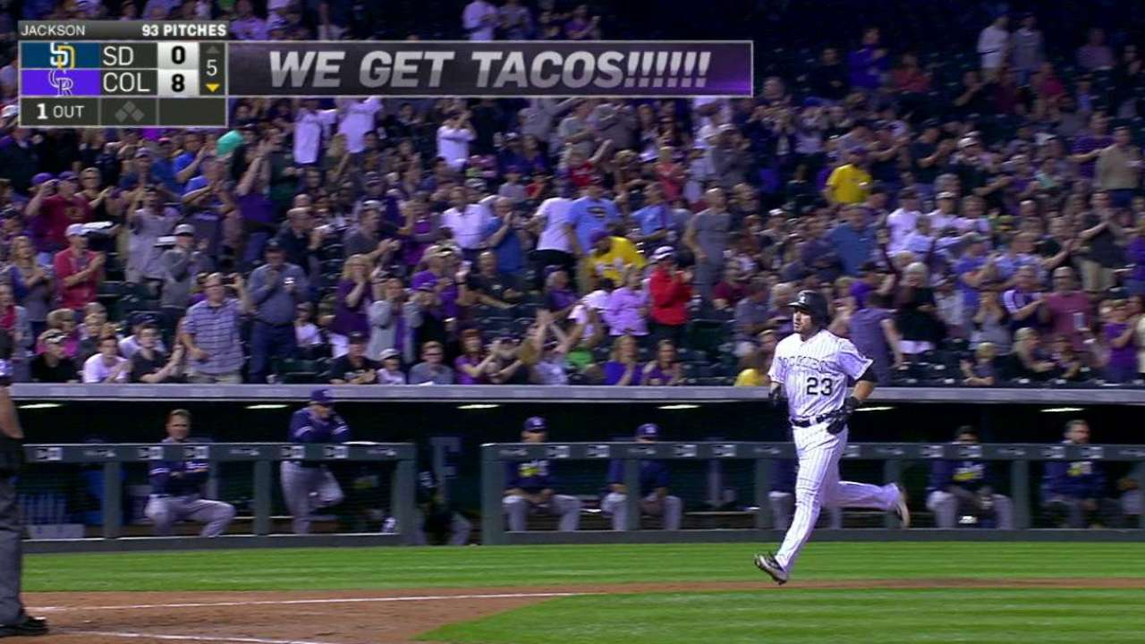 Murphy's second home run