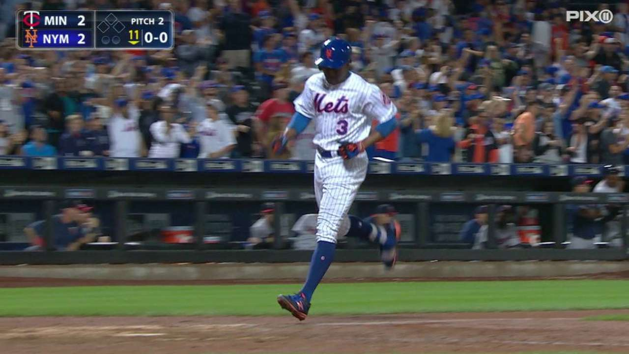 Granderson's homer ties the game
