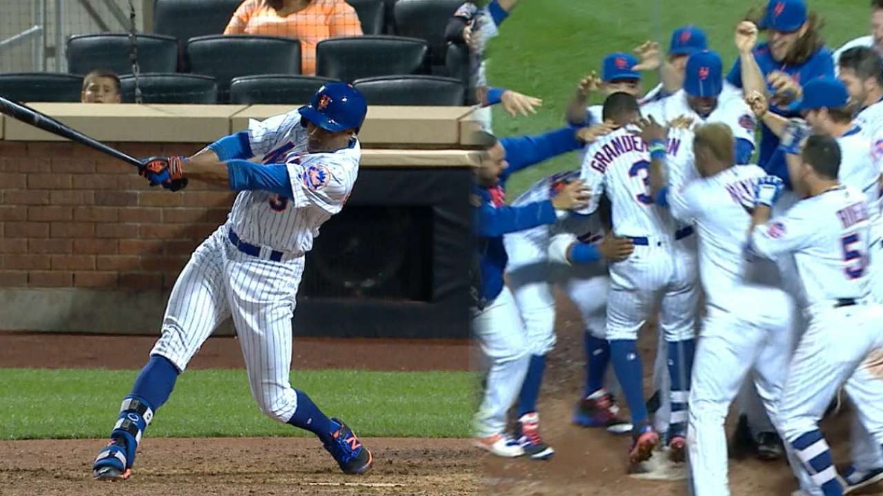 Extra! Extra! Grandy accomplishes rare HR feat