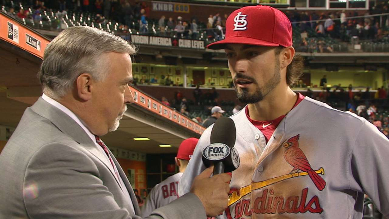 Grichuk on comeback win
