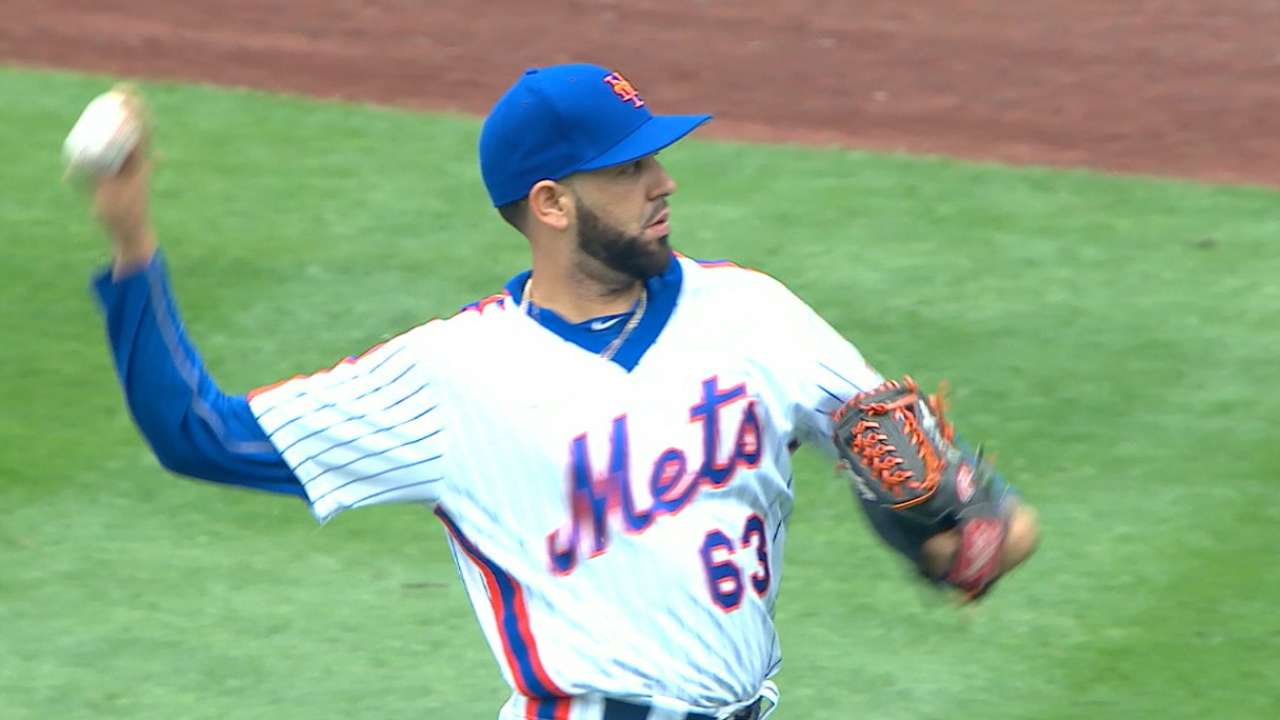 O's acquire righty Ynoa from Mets for cash