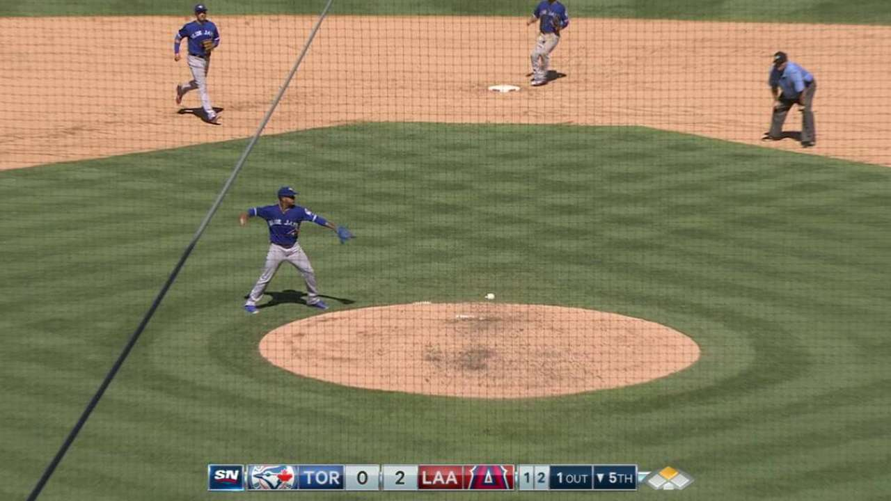 Stroman's tough snag