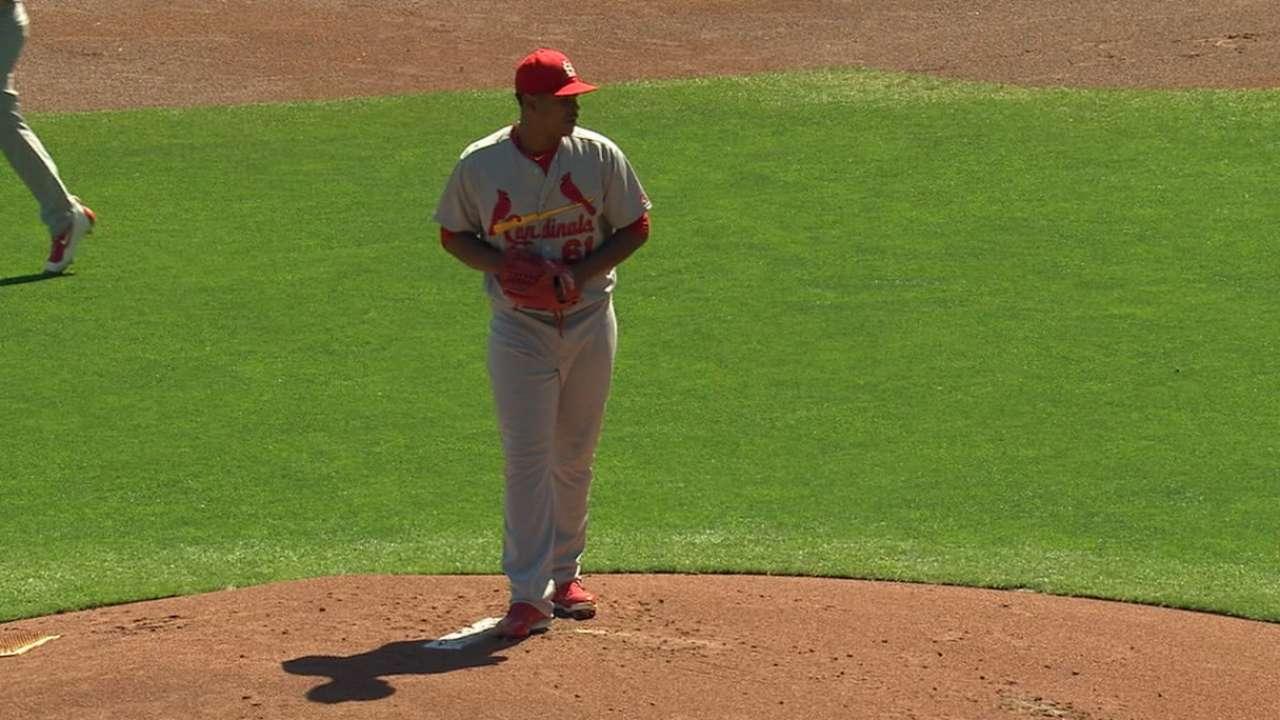 Reyes stifles the Giants