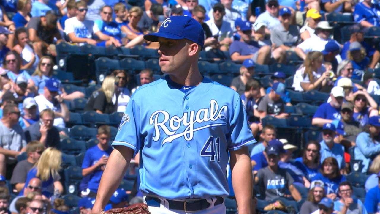 Royals rock White Sox behind Morales, Duffy