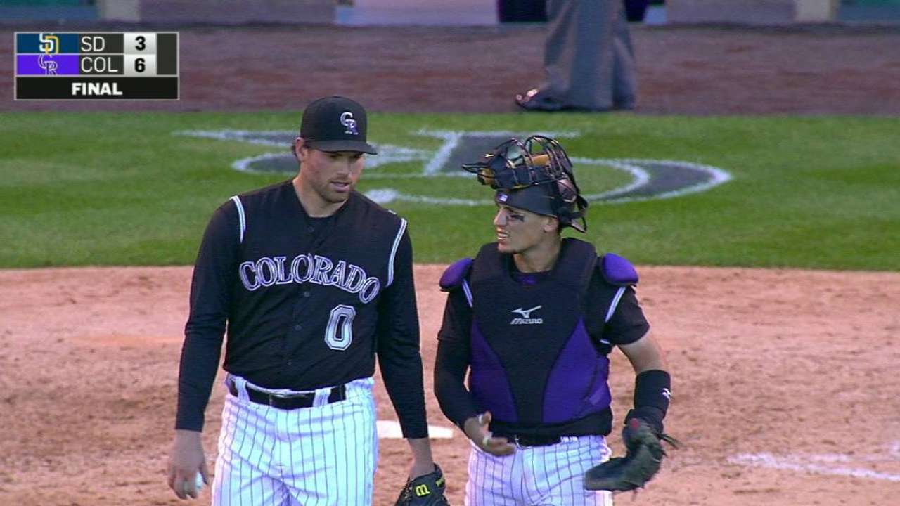 Ottavino notches the save