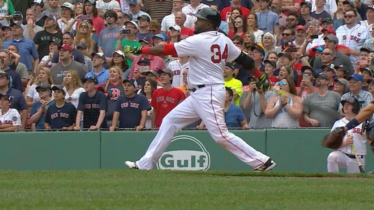 Best Hitter: Ortiz