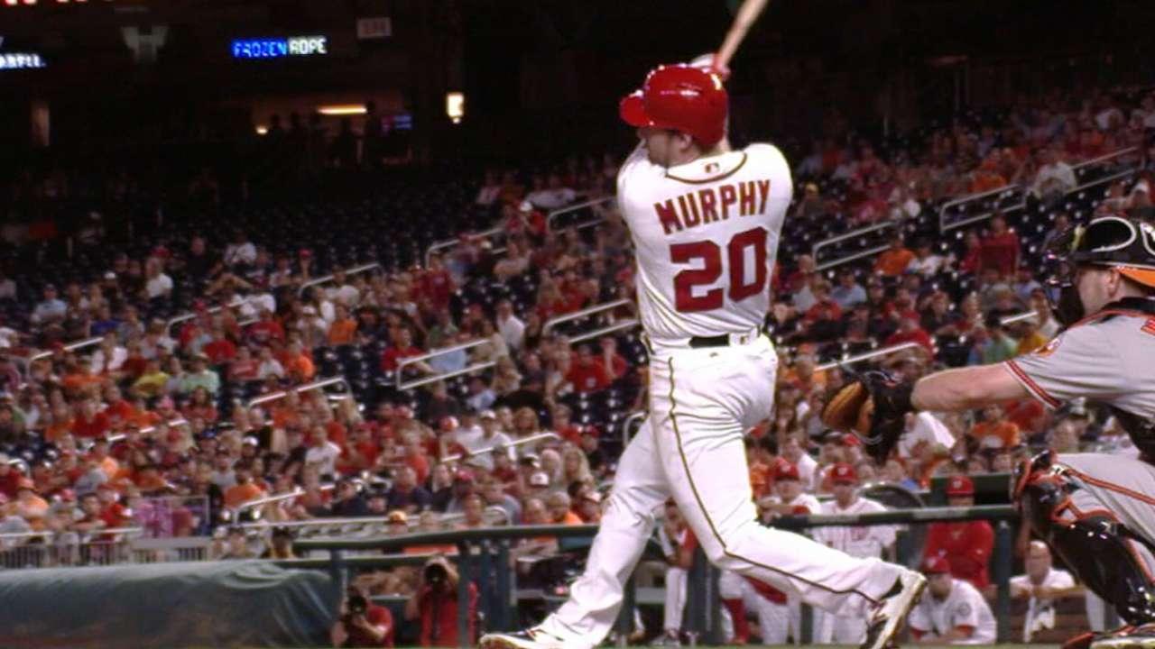 Best Hitter: Murphy