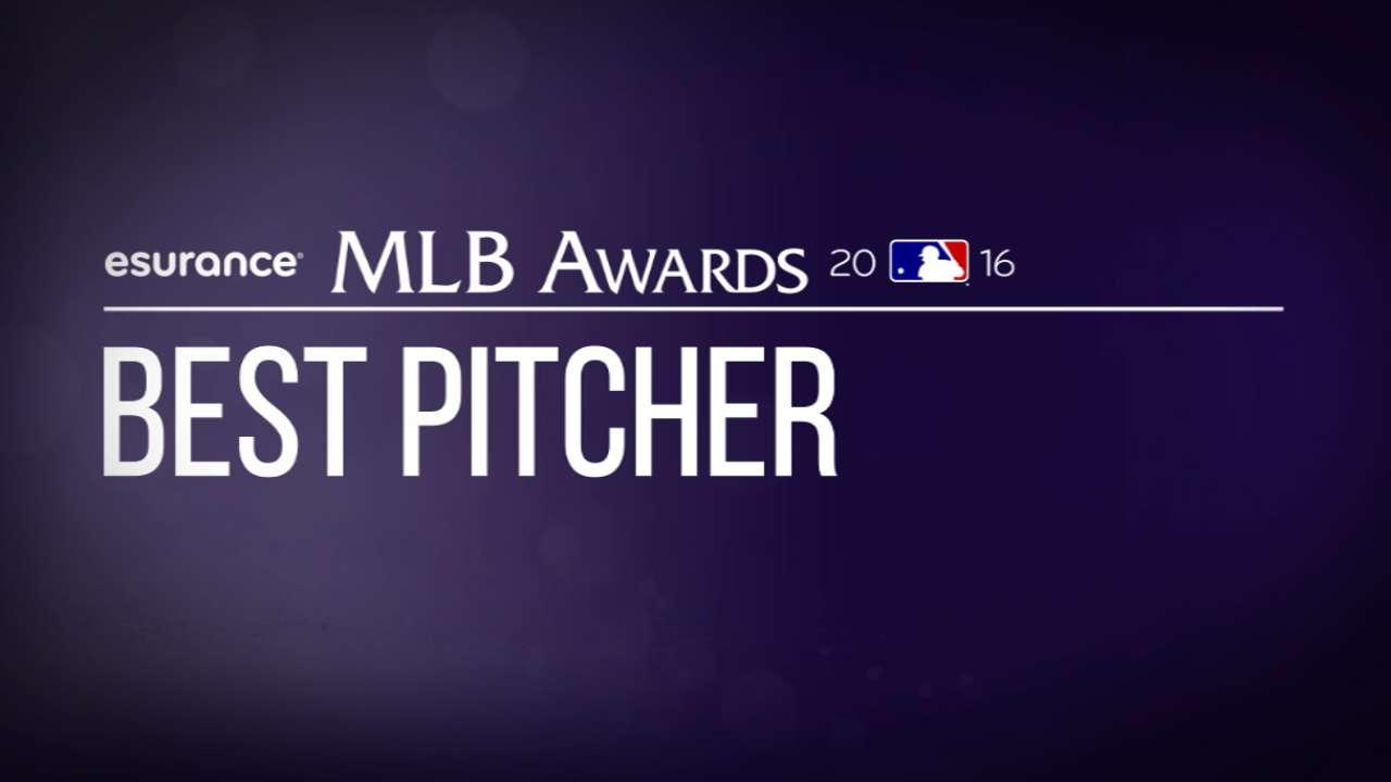 Best Pitcher