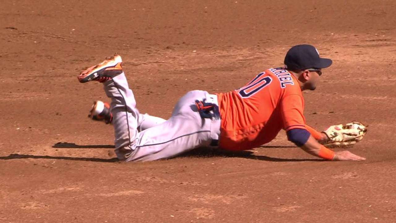 Loss to Mariners sets Astros back in WC race