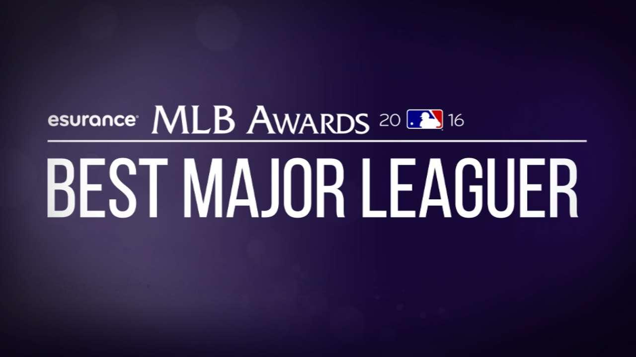Vote: 5 stars up for Best Major Leaguer