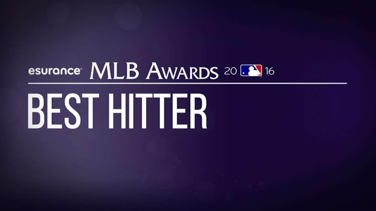 Vote: 5 stars up for Best Hitter