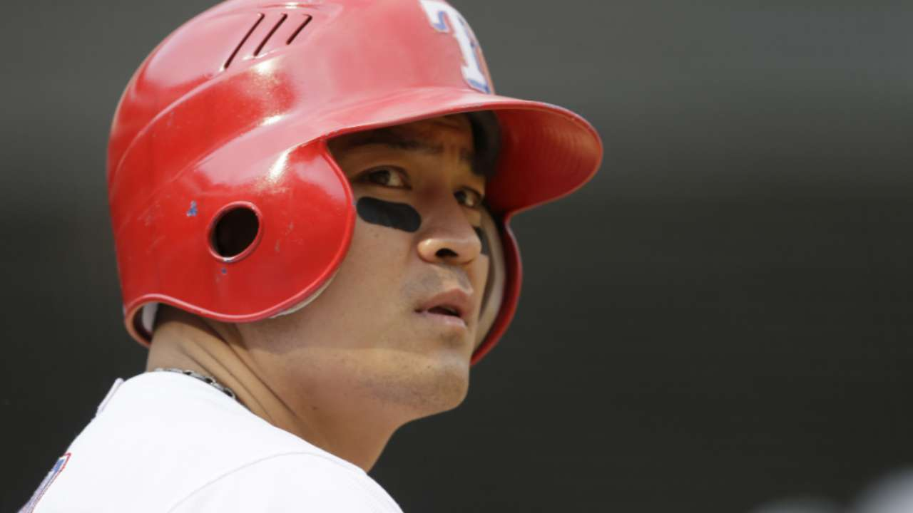 Choo on mission to get ready for postseason