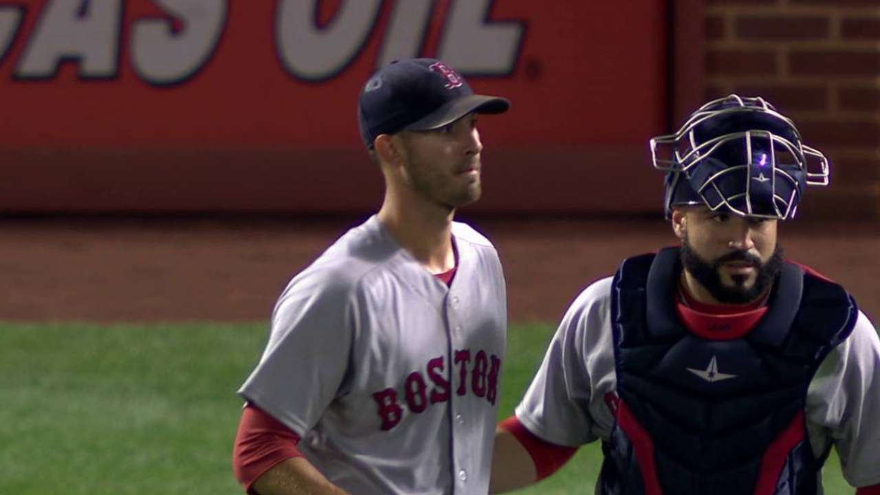 Porcello goes the distance
