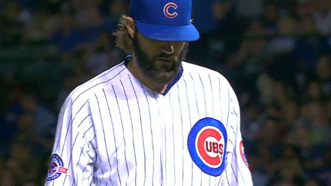 Hammel not auditioning for postseason roster