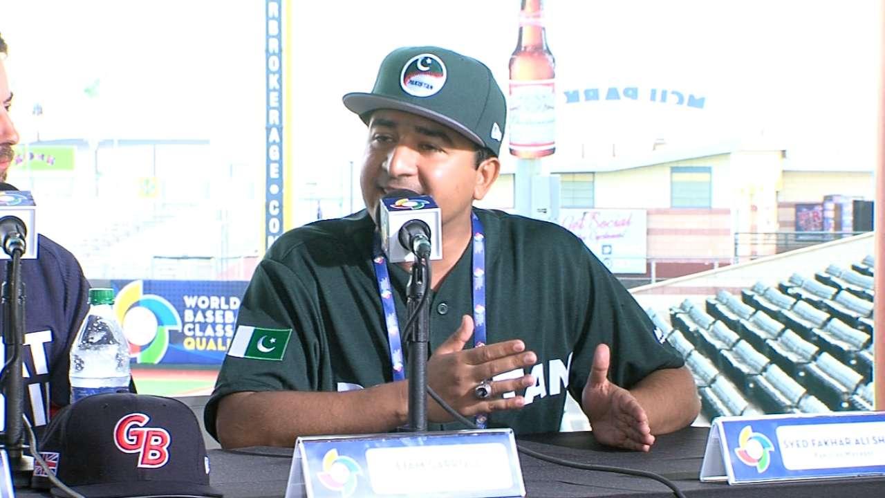 Shah on growth of baseball