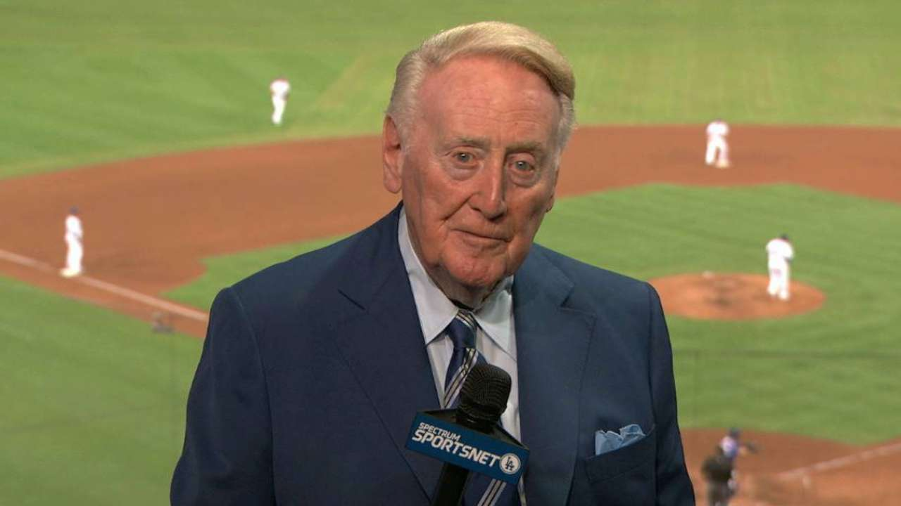Scully reflects on 1959 Dodgers