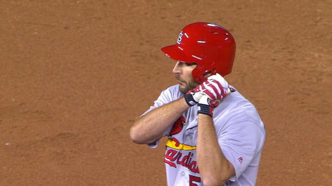 Wild and crazy tie: Cards, SF, Mets 80-71
