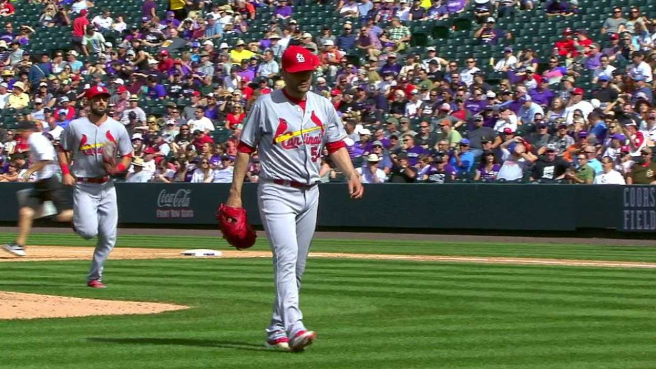 In new role, Garcia provides much-needed relief