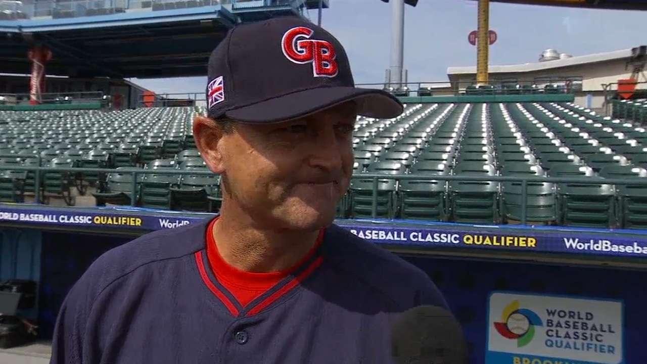 Great lengths: Hoffman honors British ties as coach