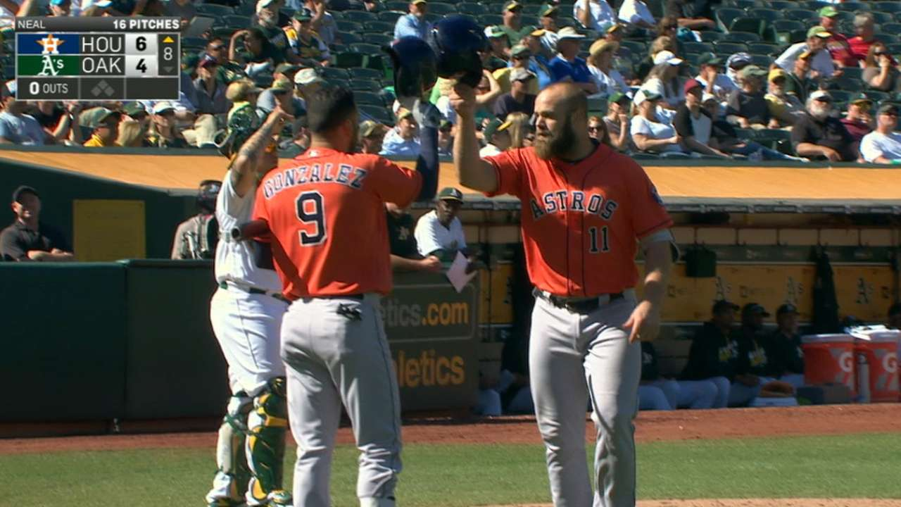 Gattis slugs two home runs