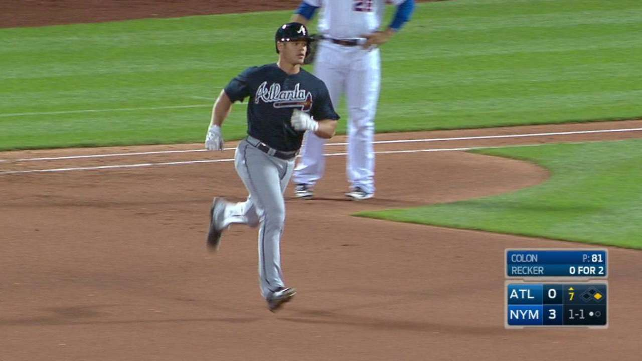 Braves agree to deals with Recker, Rodriguez