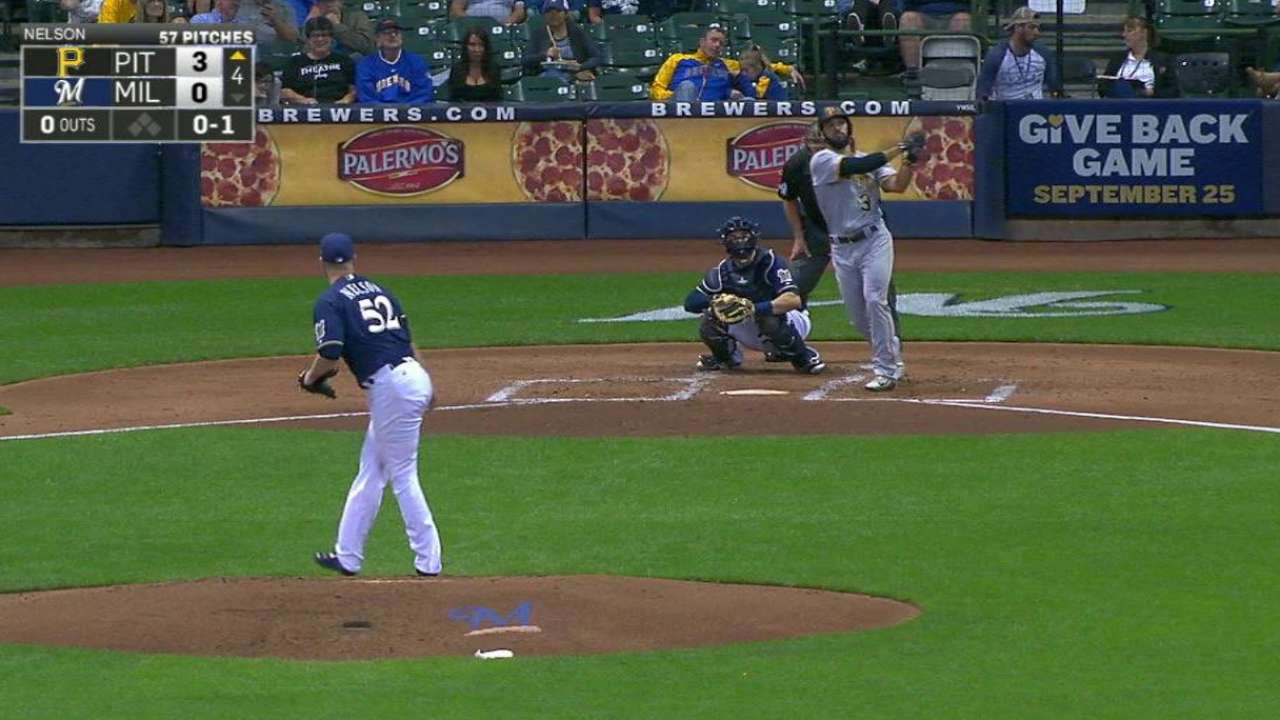 Rodriguez's solo home run